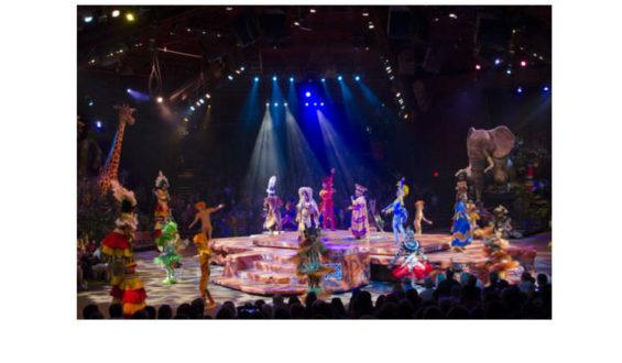 Festival of the Lion King no Animal Kingdom!
