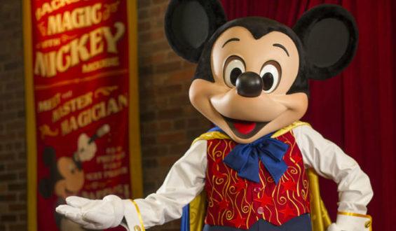 Onde estão os personagens Mickey, Minnie e toda a turma no Magic Kingdom