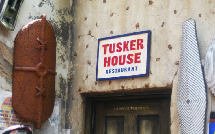 Tusker House: refeição com personagens no Animal Kingdom.