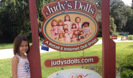 Comprando o tão esperado bebê, Judy Dolls!!