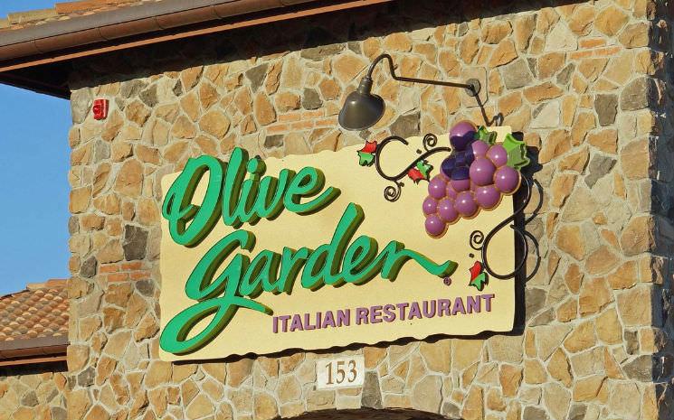 Olive Garden – Uma refeição maravilhosa!!!