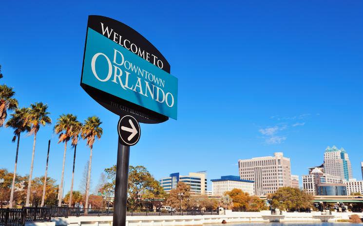O Mundo Disney passará um tempo em Orlando!!