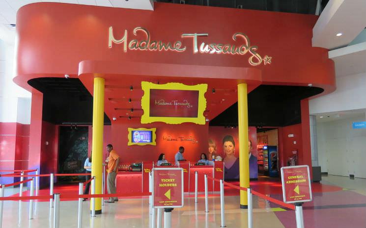 Tudo sobre o Madame Tussauds Orlando!!