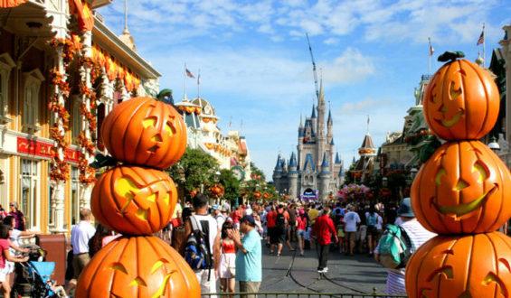 Como funciona a Festa de Halloween no Magic Kingdom!!