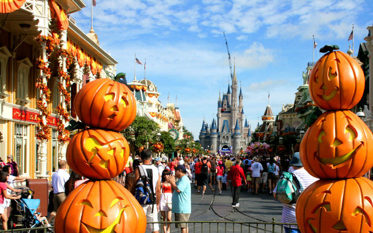 Como funciona a Festa de Halloween no Magic Kingdom!!