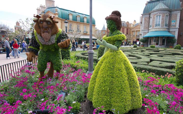 Epcot International Flower and Garden Festival vai começar!!