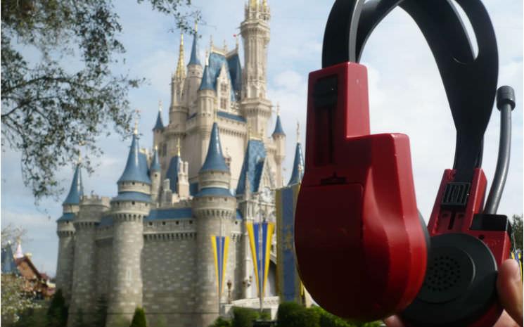 Ears to the World – Tradutor para as atrações da Disney