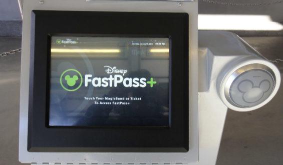 Lista atualizada das atrações que permitem o uso do Fastpass+.