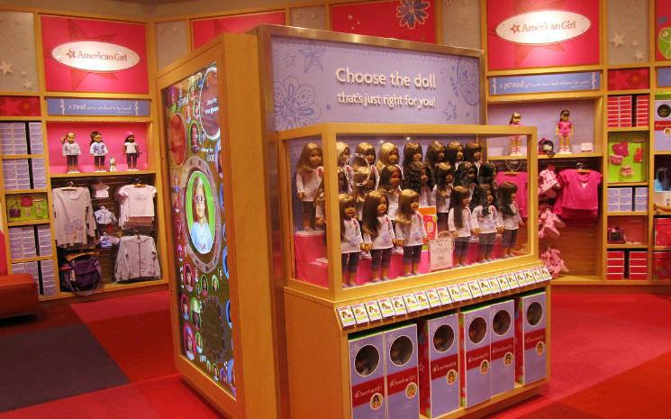American Girl – um pouco mais da loja e dicas de onde comprar acessórios mais baratos