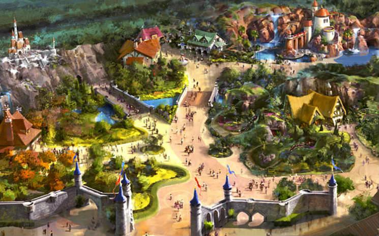 Alguns parques da Disney estão em reforma sim, mas isso não vai atrapalhar as suas férias