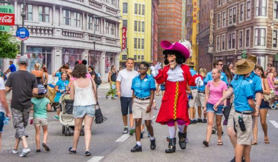 Character Palooza – Encontro secreto com os personagens da Disney
