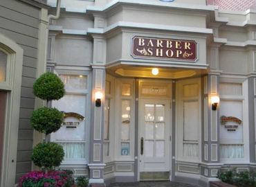 Harmony Barber Shop: Salão de cabelereiro dentro do Magic Kingdom