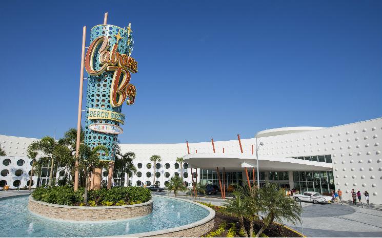 O hotel Cabana Bay Beach anuncia expansão no número de quartos!!