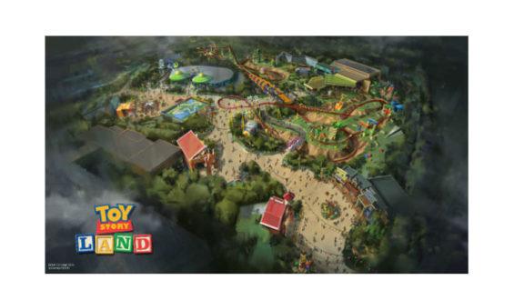 Muitas novidades nos parques da Disney!!