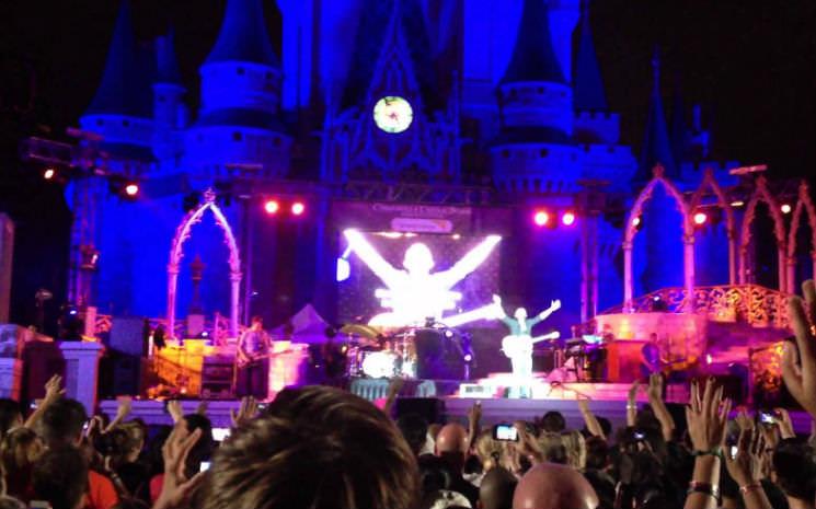 Evento Gospel na Disney: Night of Joy
