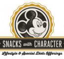 Novas opções de Snacks sem glúten estarão disponíveis nos parques da Disney
