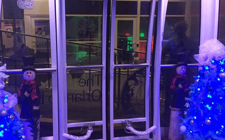 Orlando Eye: Cabines enfeitadas para o Natal, fomos conferir!!