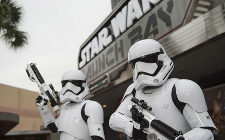Nova atração do Star Wars na Disney