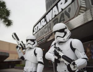 personagem Star Wars Hollywood Studios