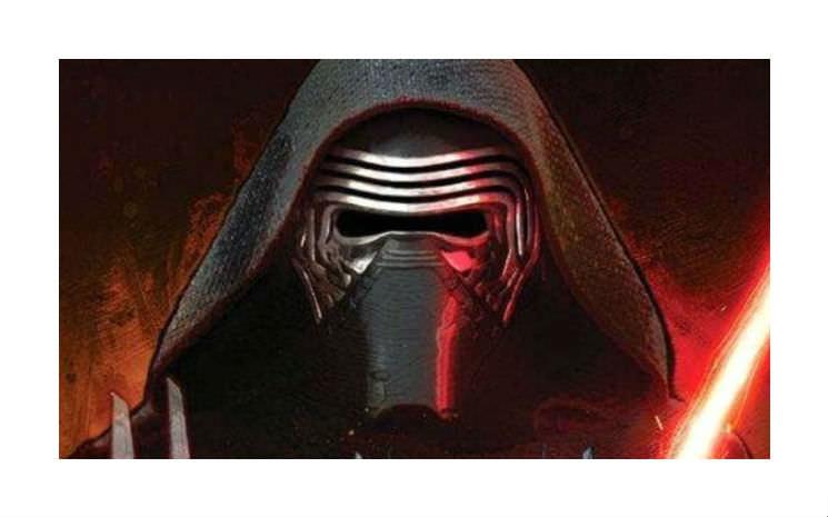 Os visitantes da Disney agora podem encontrar pessoalmente Kylo Ren, o super vilão do novo Star Wars!!