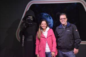 personagem Star Wars, na Disney