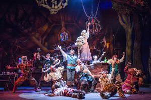 Navio da Disney, espetaculo de teatro