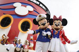 Navios da Disney O Mundo Disney