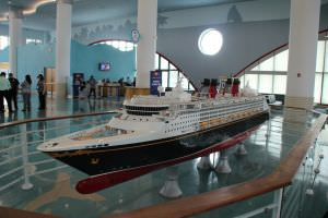 Disney Magic, Navio da Disney