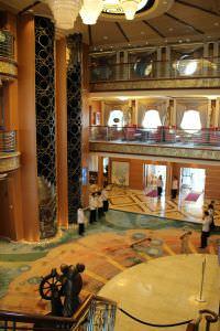 Lobby Navio da Disney