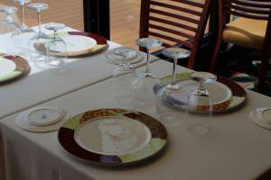 PALO restaurante Navio da Disney