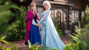 Novidades da Disney em 2016 Anna e Elsa