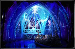 Novidades da Disney em 2016 Frozen