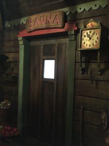 Frozen: Sauna