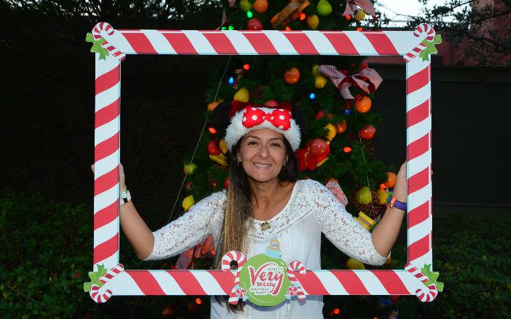 Mickey's Very Merry Christmas Party 2016. A linda festa de Natal da Disney