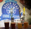 Seven Seas Food Festival no Sea World