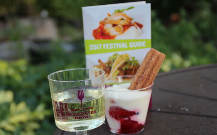 Busch Gardens Food And Wine Festival O Mundo Disney