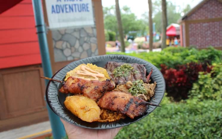 Seven Seas Food Festival vai oferecer um evento especial da cultura latina