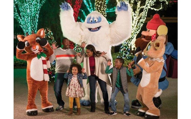 Venha conhecer mais sobre a celebração de Natal no SeaWorld