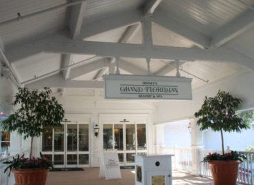 Grand Floridian, o chique hotel da Disney