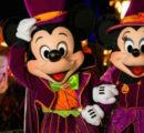 Divulgadas as datas das festas de Halloween e Natal na Disney 2018