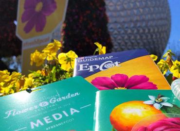 Começou o Epcot International Flower & Garden Festival 2018