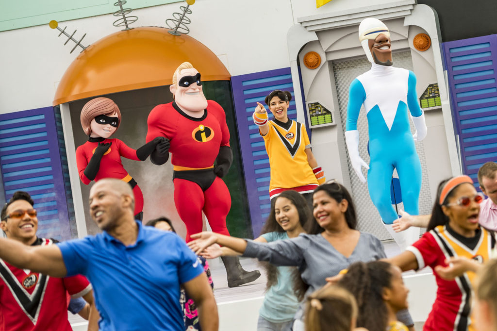 """""""Super Party Time"""" during Incredible Tomorrowland Expo"""