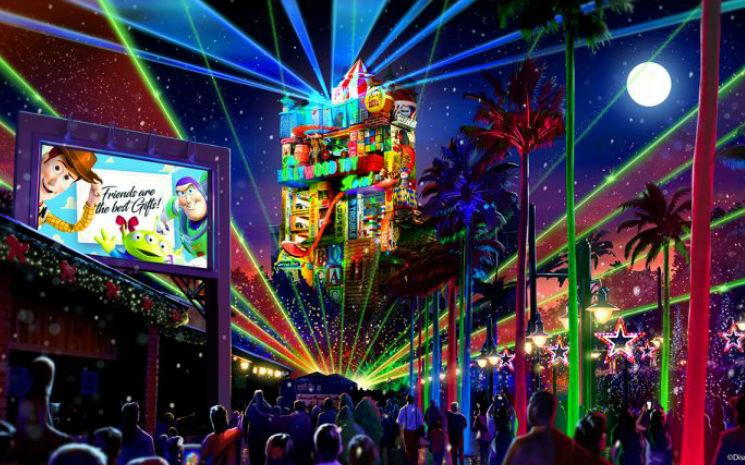 As comemorações de Natal na Disney retornam no 8 de novembro