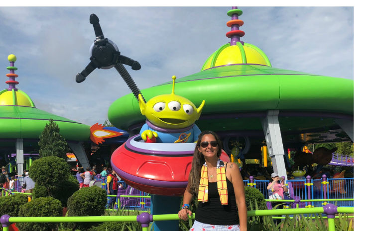 Toy Story Land foi inaugurada no Disney's Hollywood Studios