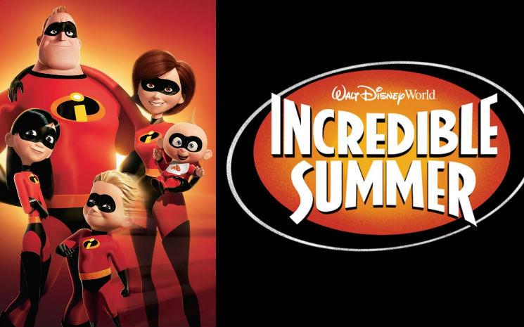 Novas experiências e entretenimento no verão incrível no Walt Disney World Resort