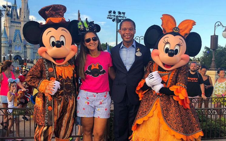 Todos os detalhes da festa de Halloween da Disney 2018