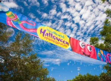 Tudo sobre o Halloween Spooktacular que acontece no SeaWorld Orlando