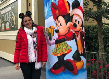 Guia da festa da Disney Mickey's Very Merry Christmas Party 2018