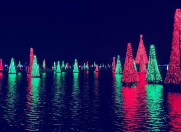 Christmas Celebration, a festa de Natal do SeaWorld