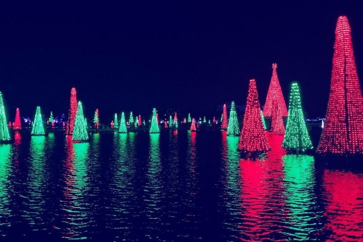 Christmas Celebration, a festa de Natal do SeaWorld